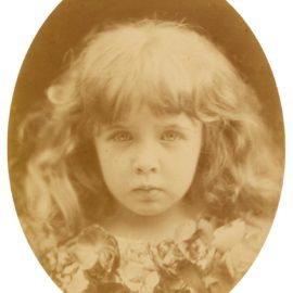 Julia Margaret Cameron-Margie Thackeray-1868