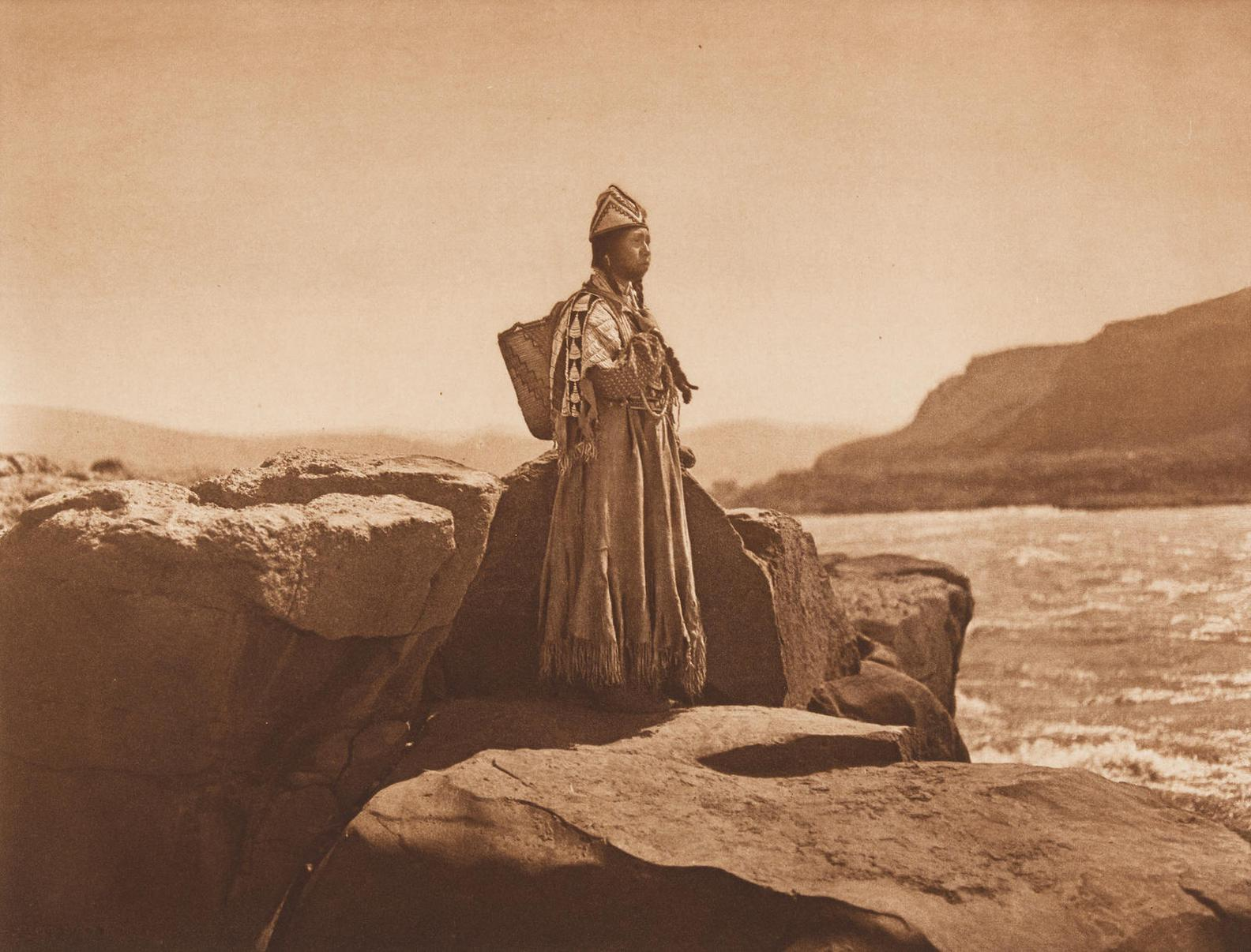 Edward S. Curtis-Selected Images From The North American Indian-1930