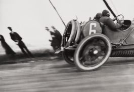 Jacques Henri Lartigue-Grand Prix De La.C.F.-1912