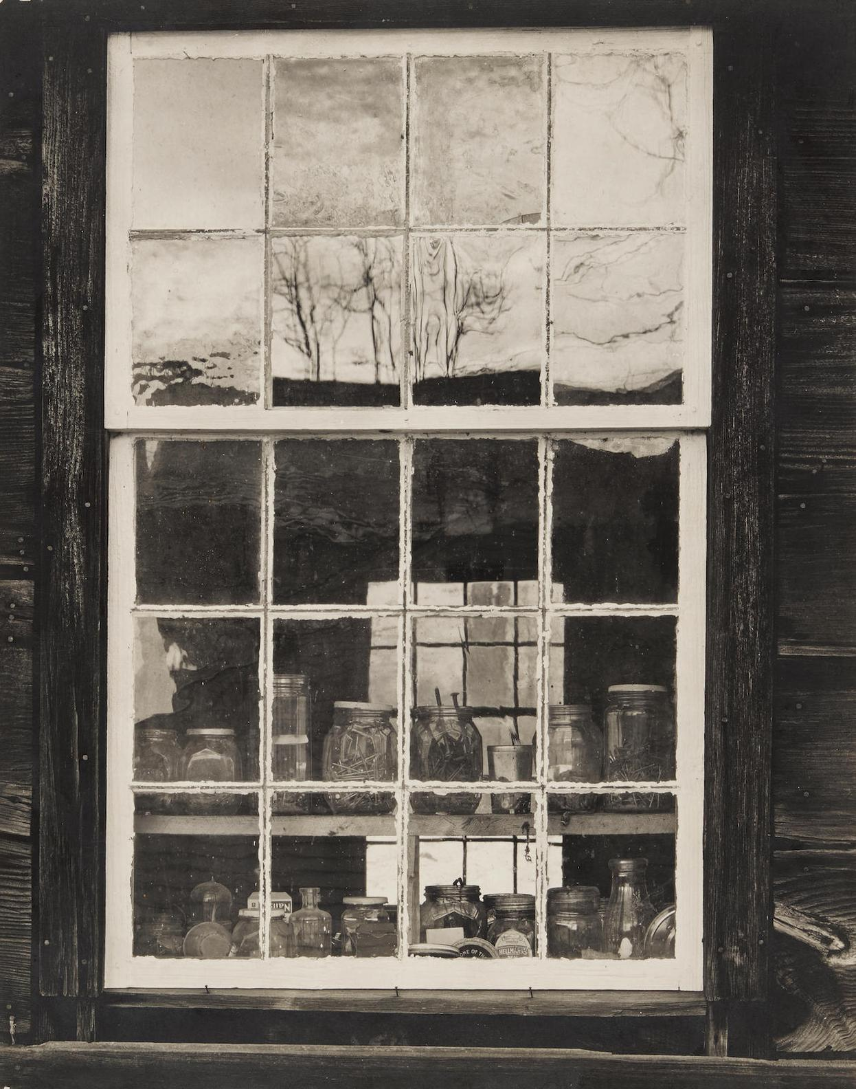 Paul Strand-Untitled (New England)-1945