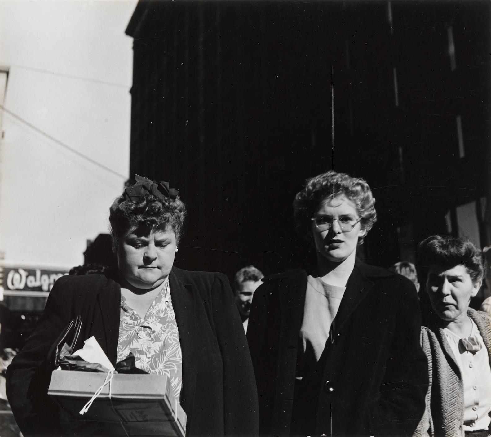 Walker Evans-Chicago, For Fortune-1946