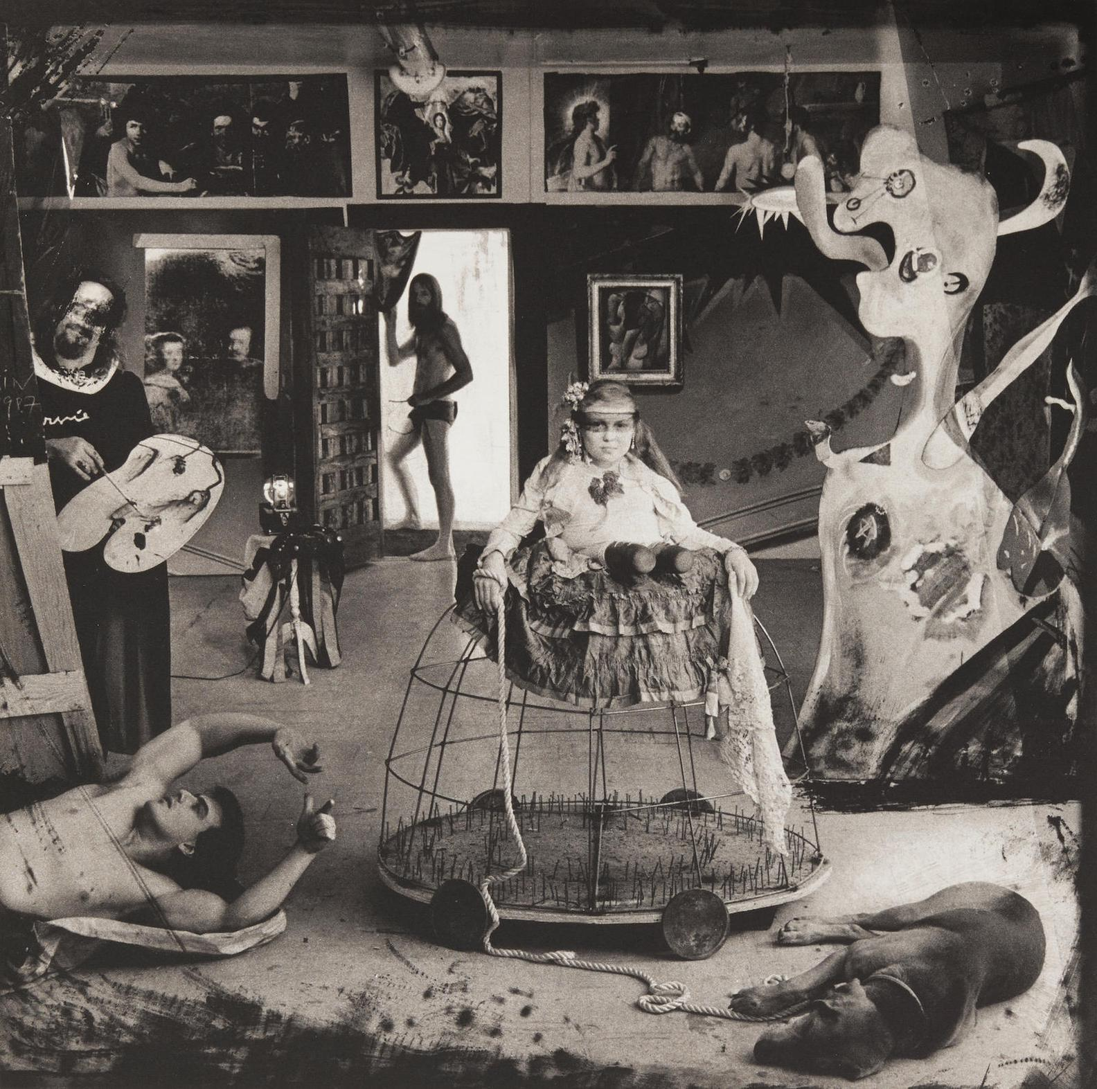 Joel-Peter Witkin-Twelve Photographs-1933