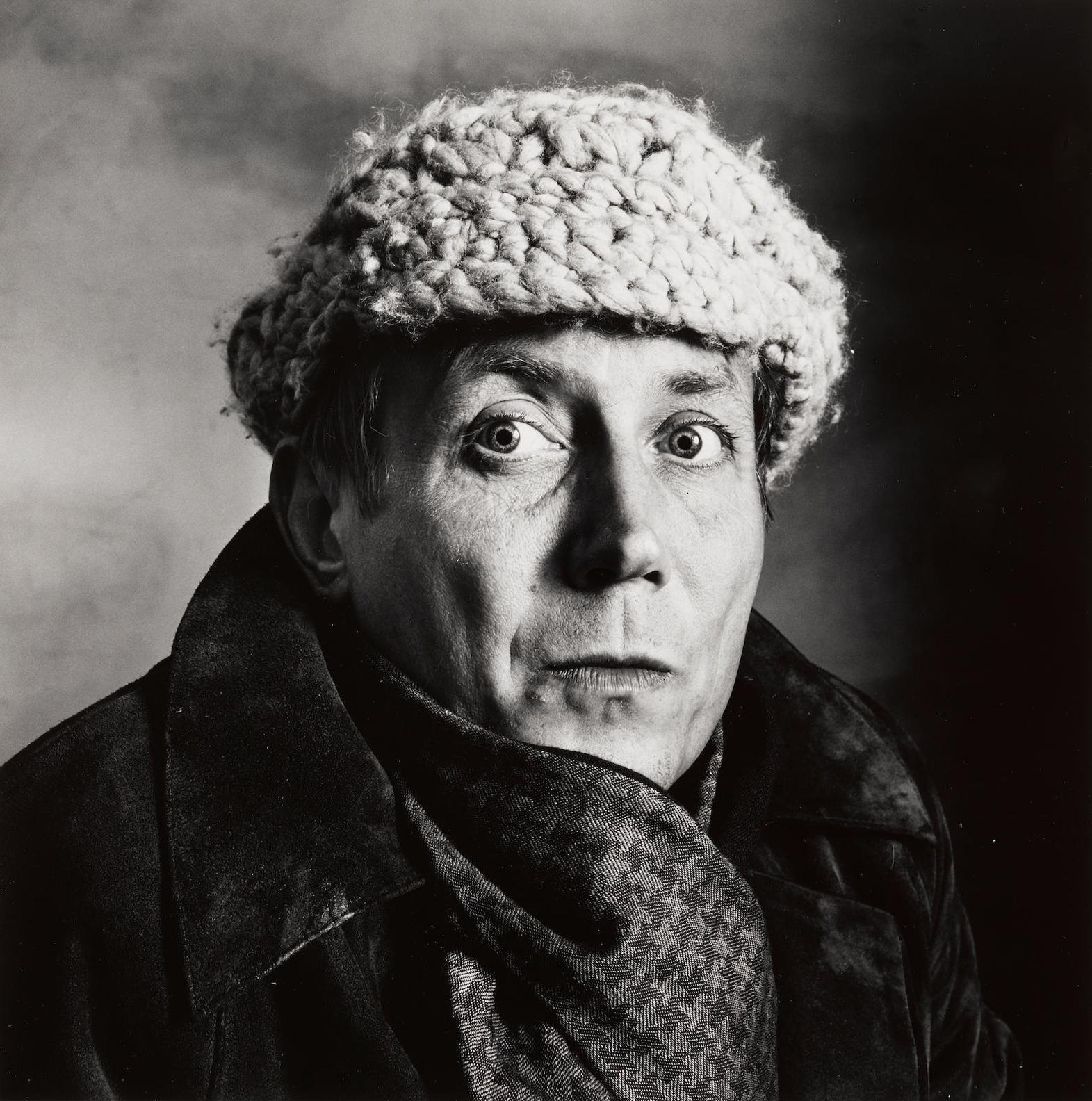 Irving Penn-Yevgeni Yevtushenko, New York, March 1972-1972