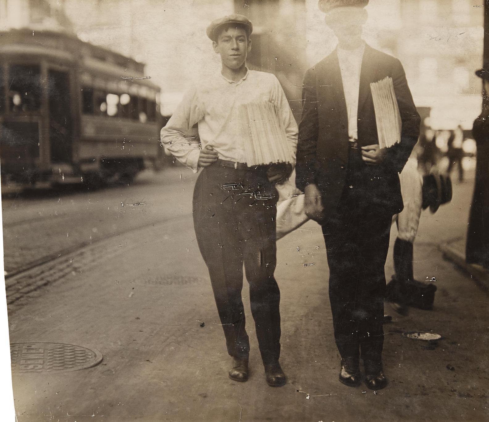 Lewis Wickes Hine-Child Labor Studies-1912