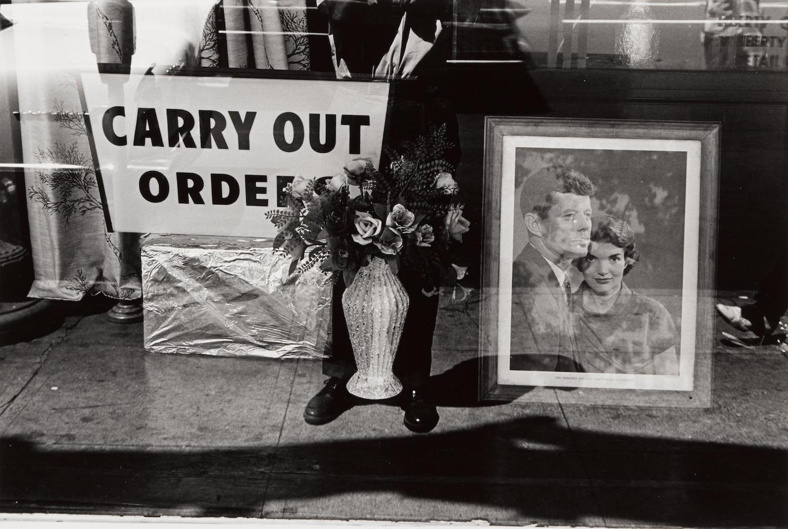 Lee Friedlander-Washington, D.C.-1962