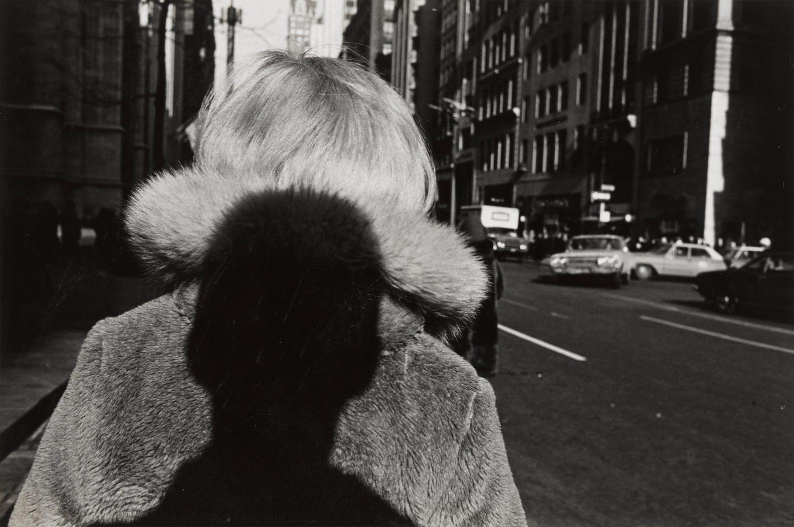 Lee Friedlander-New York City-1966