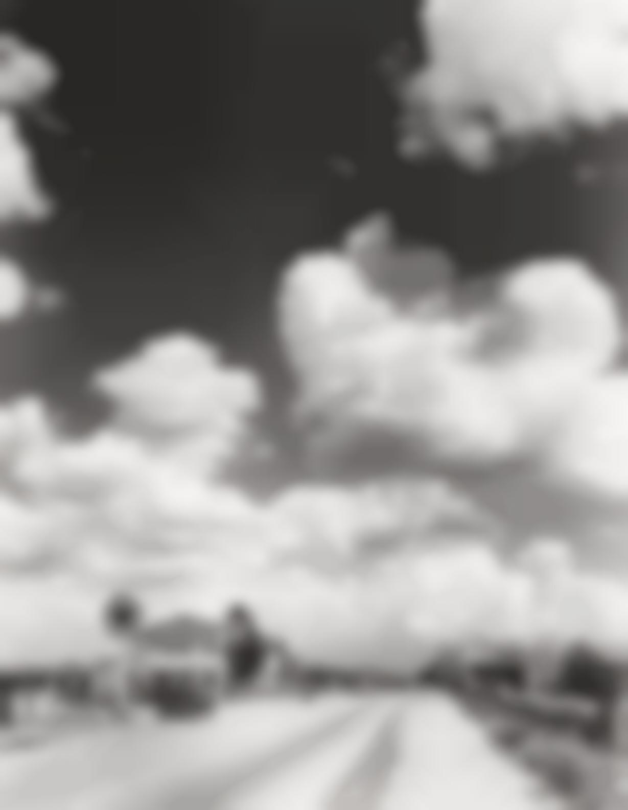 Andreas Feininger-Route 66, Arizona-1947