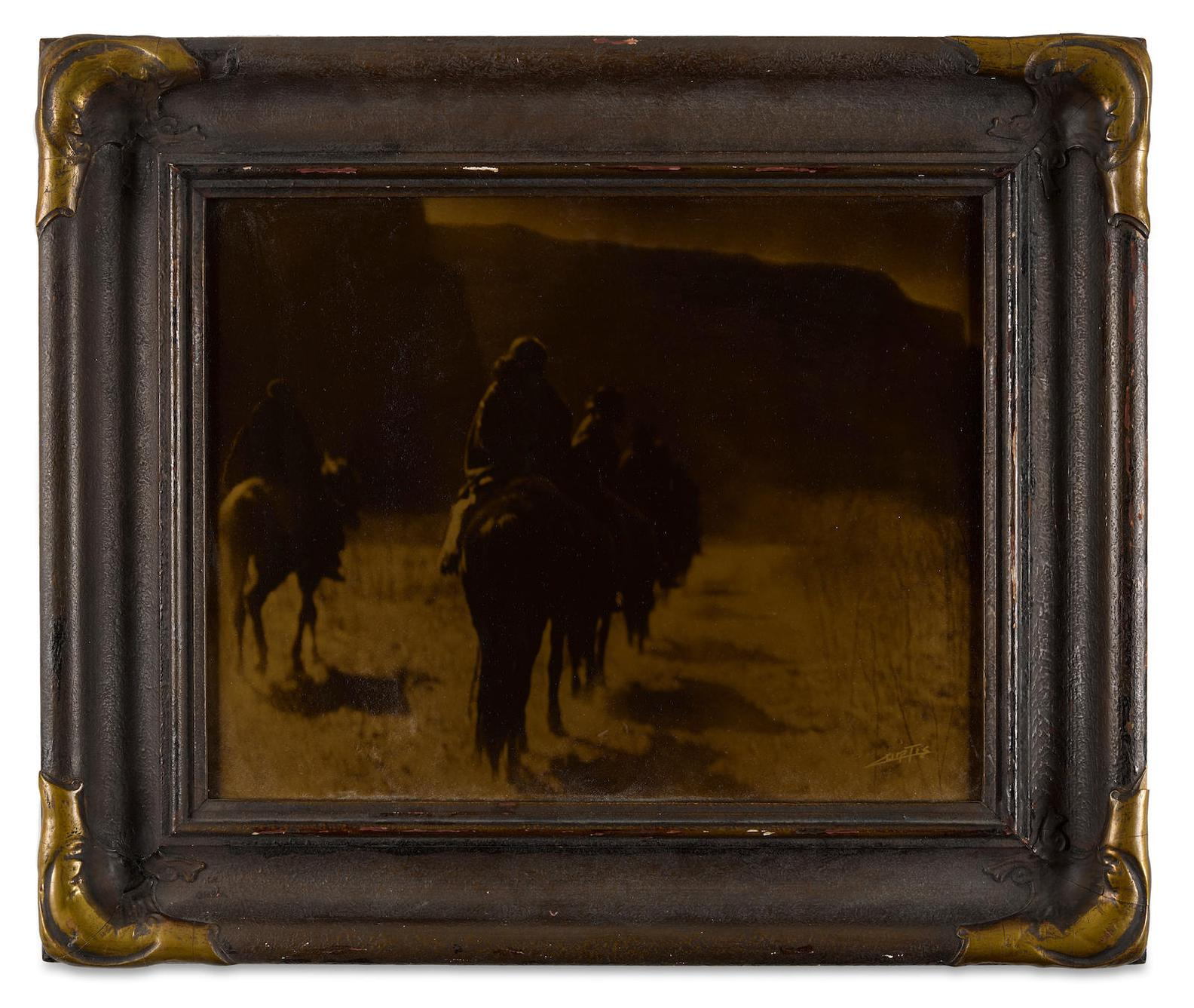 Edward S. Curtis-The Vanishing Race-1904
