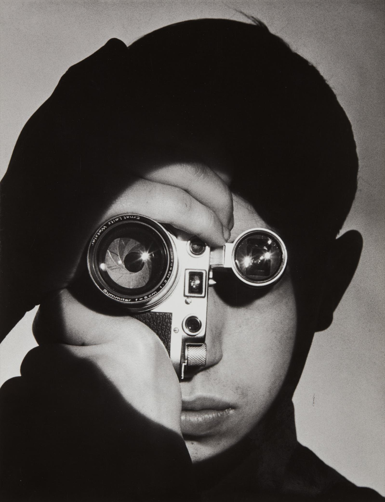 Andreas Feininger-The Photojournalist (Dennis Stock)-1955