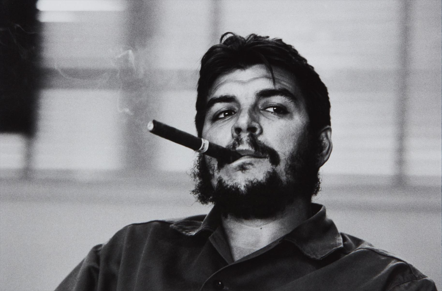 Rene Burri-Ernesto Che Guevara, Havana, Cuba-1963