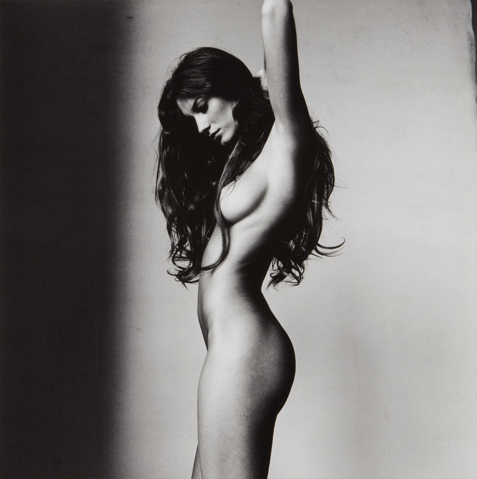 Irving Penn-Gisele (B), New York, April 1-1999