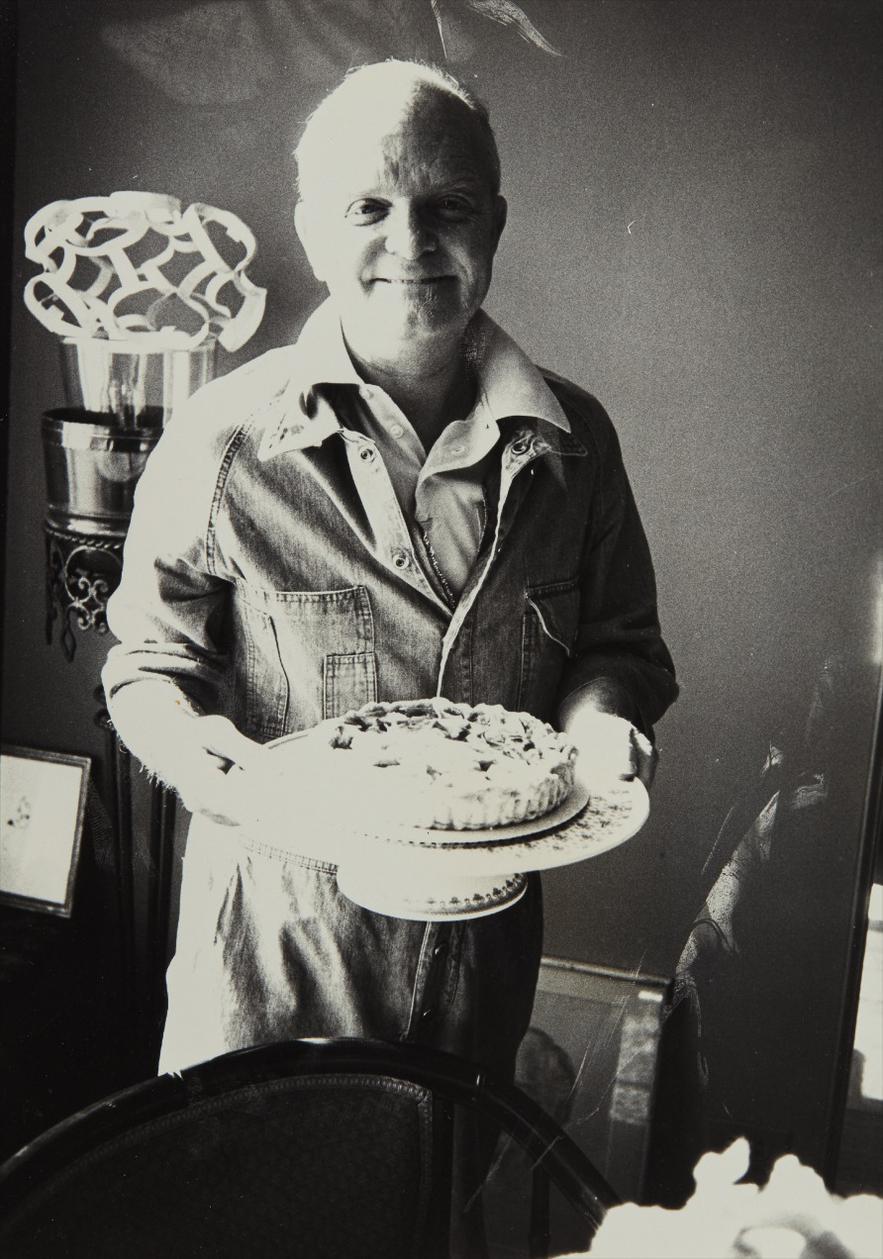Andy Warhol-Truman Capote-1978
