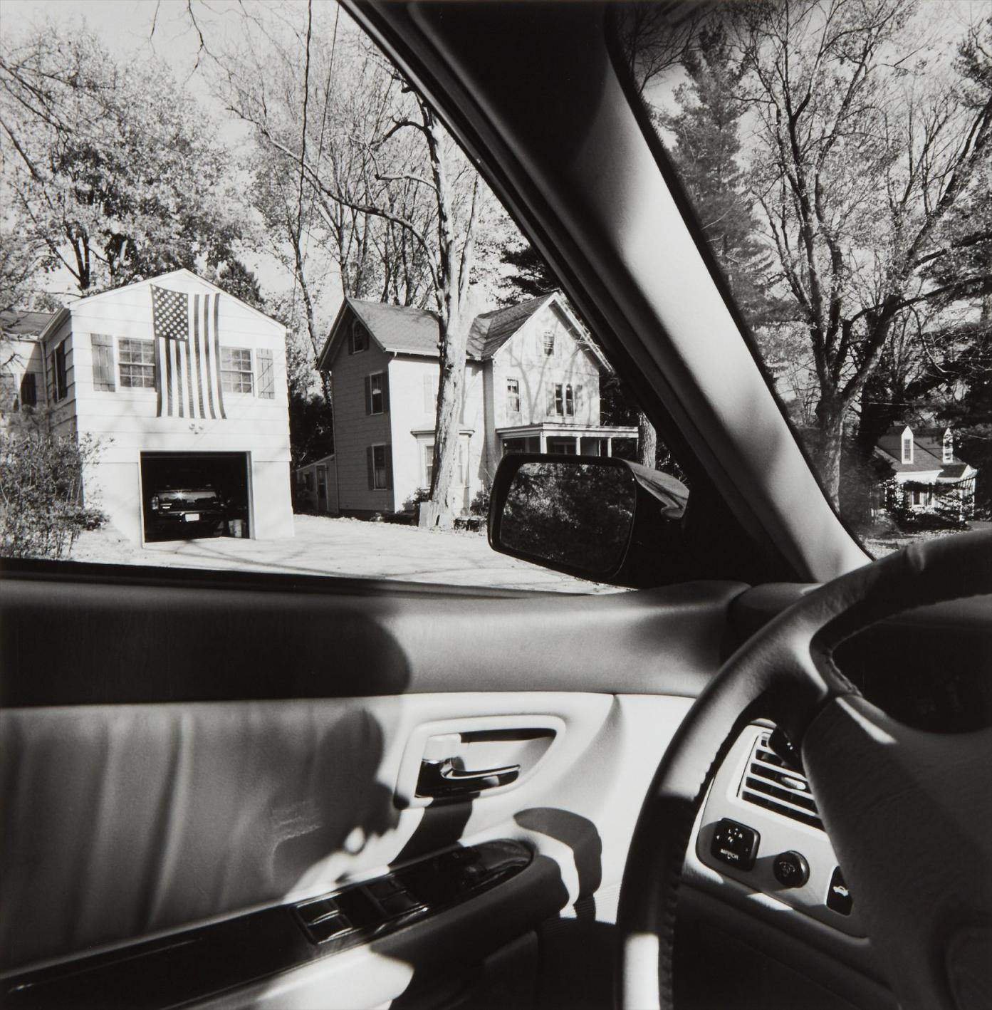 Lee Friedlander-New York State-2001