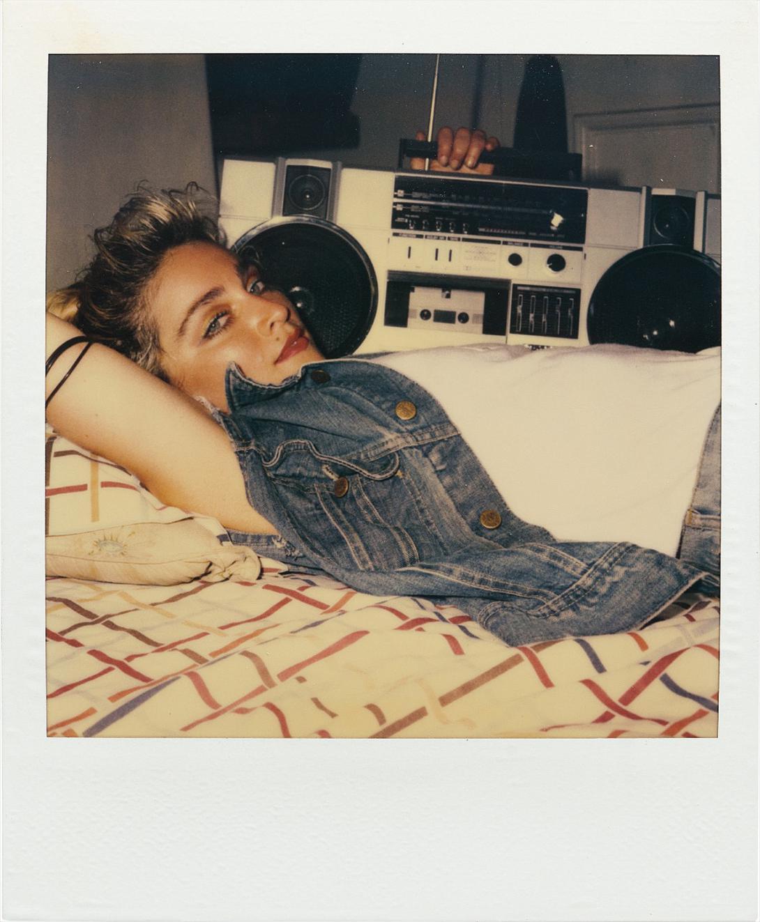 Richard Corman-Madonna, June 17-1983