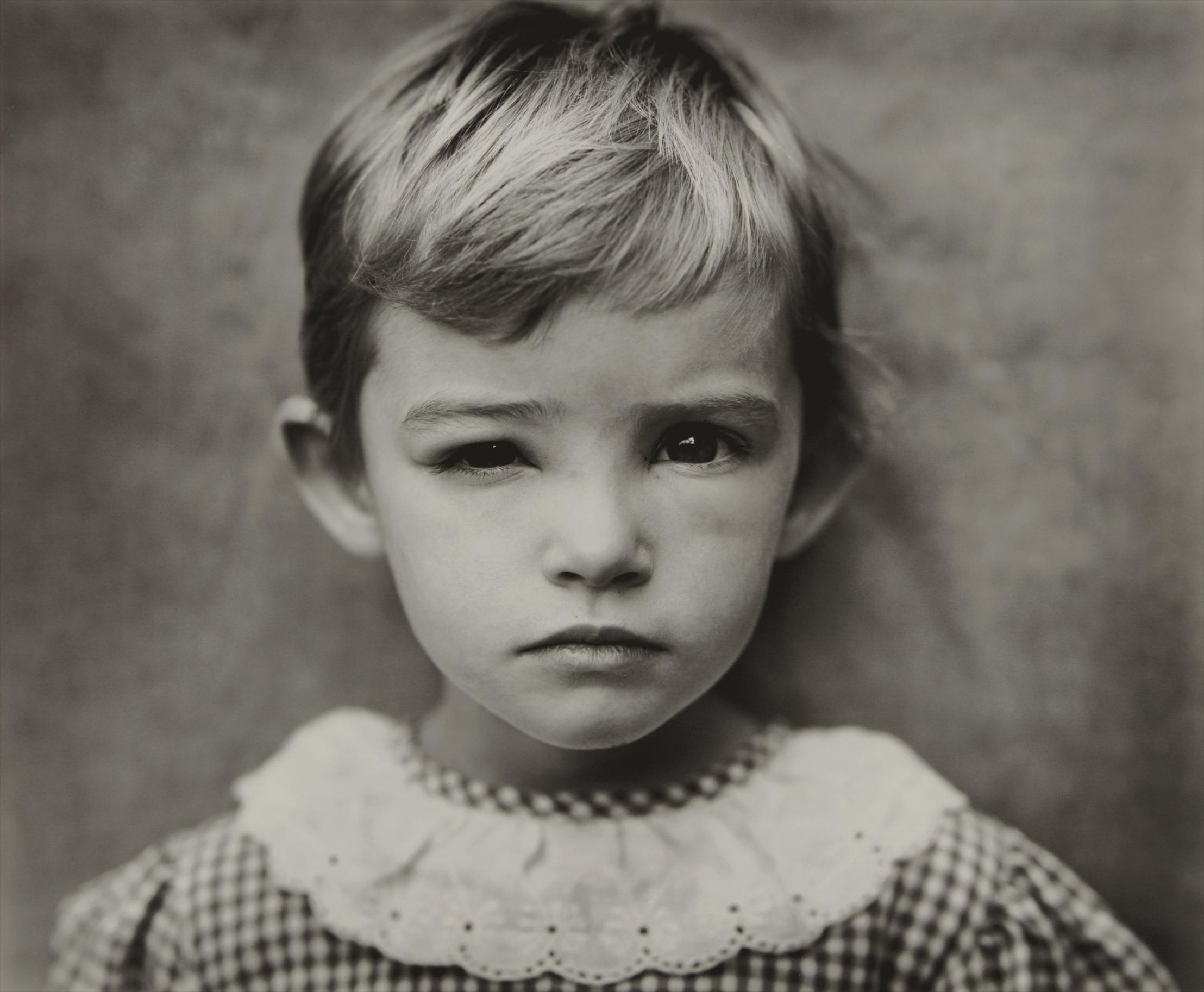 Sally Mann-Damaged Child-1984