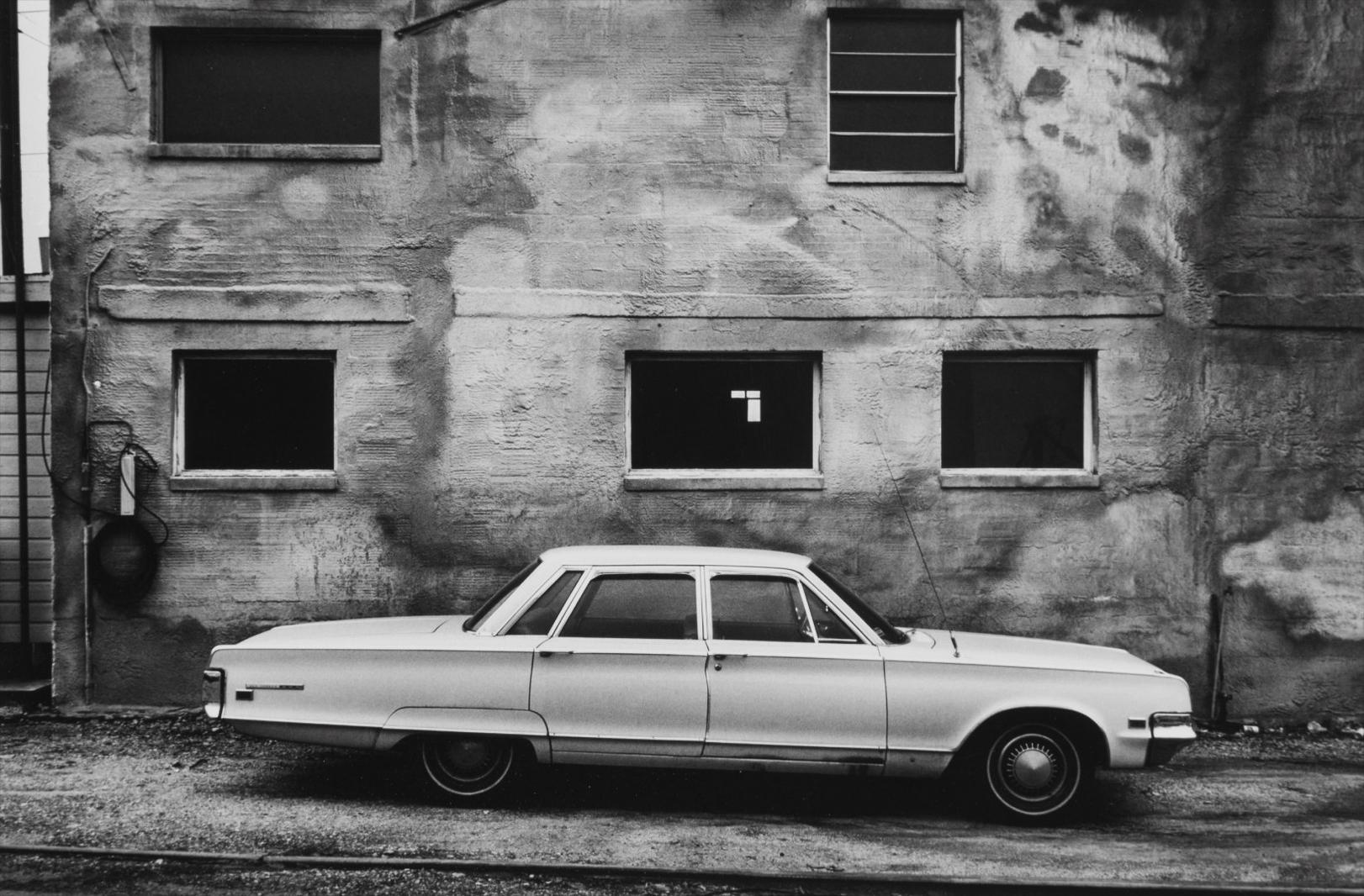 Lewis Baltz-Galveston (Prototype)-1973