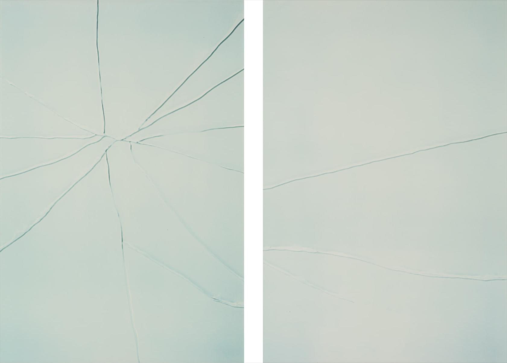 Thomas Demand-Glass (Glas), I + II-2002