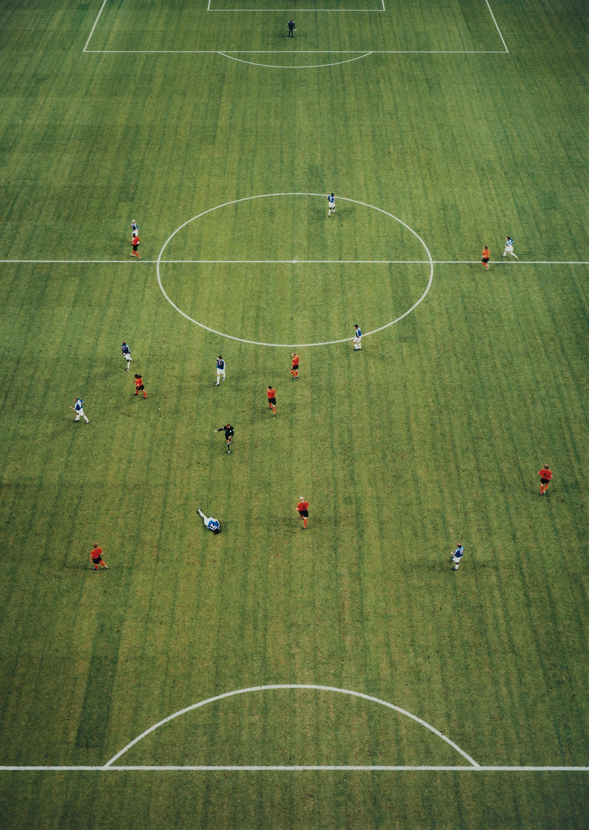 Andreas Gursky-Em, Arena, Amsterdam I-2000