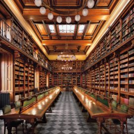 Ahmet Ertug-Library Of Archaeology And History Of Art, Rome, Italy-2017