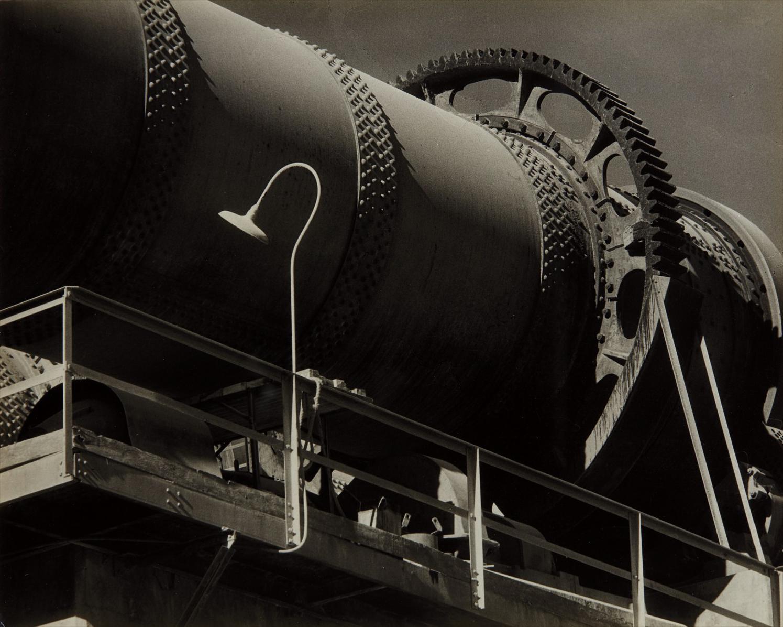 Alma Lavenson-Calaveras Cement Plant-1933