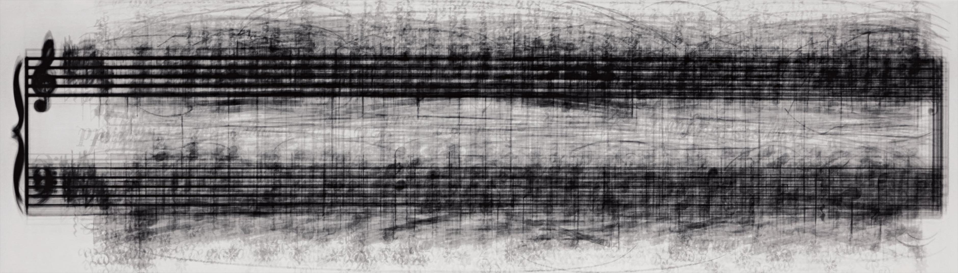 Idris Khan-Every... Stave Of Frederick Chopins Nocturnes For The Piano-2004