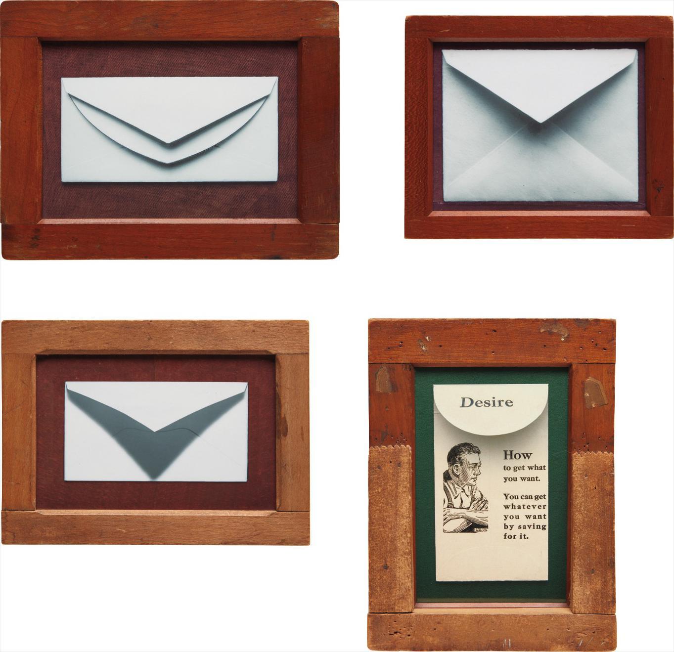 Andrew Bush - Envelopes-2001