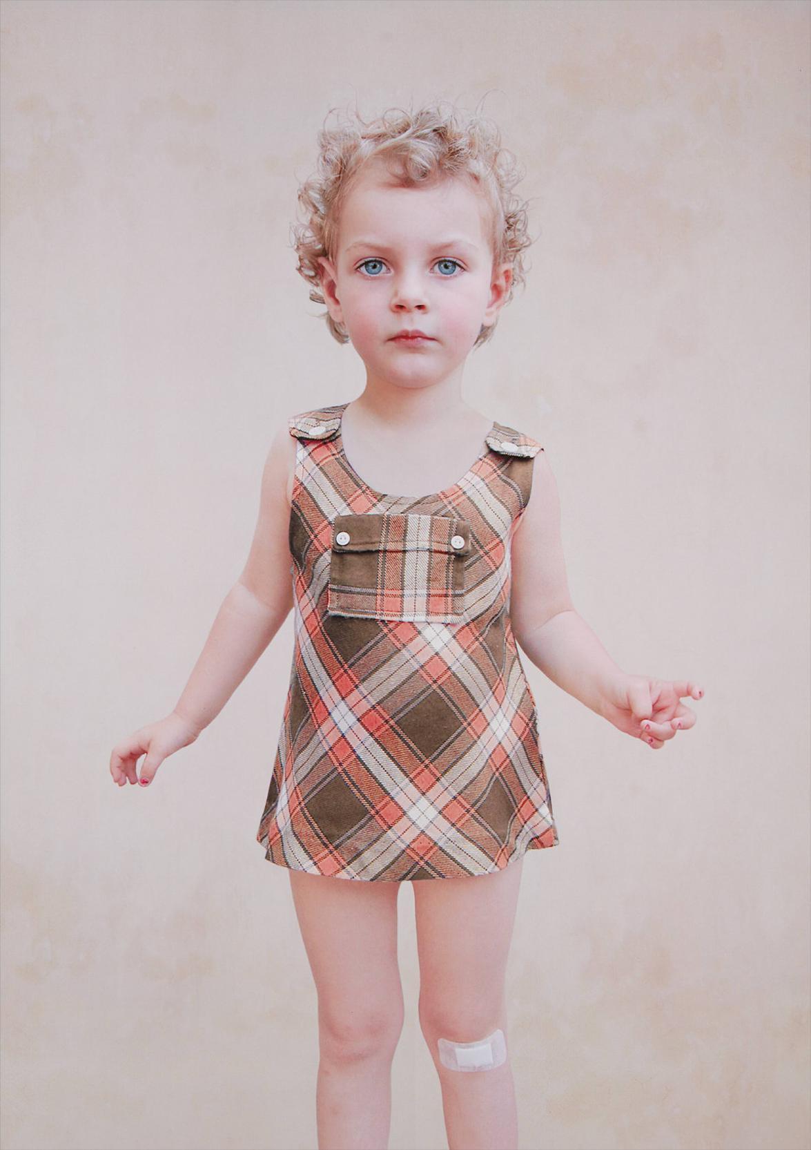 Loretta Lux-Study Of A Girl 1-2002