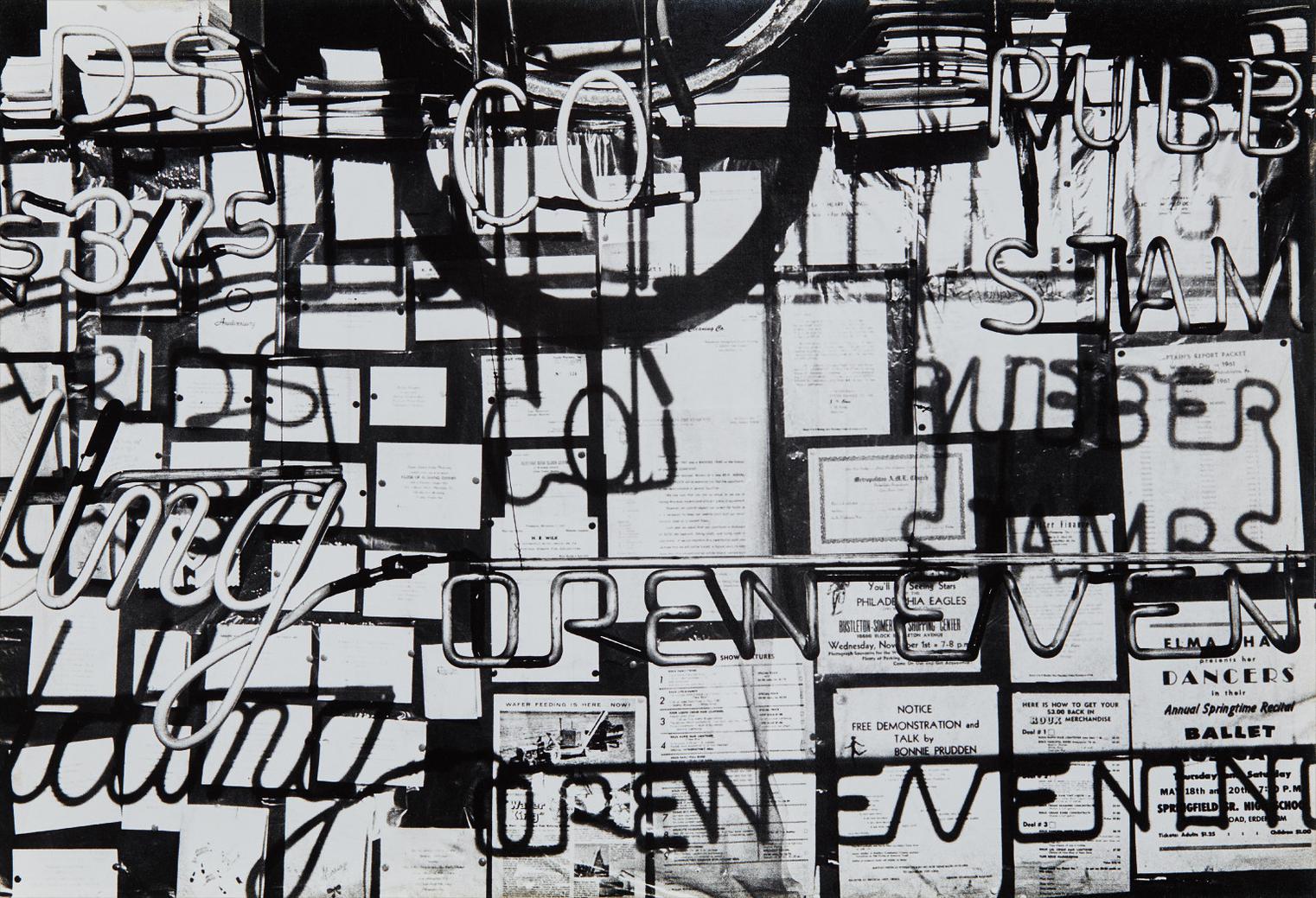 Ray Metzker-Philadelphia-1962