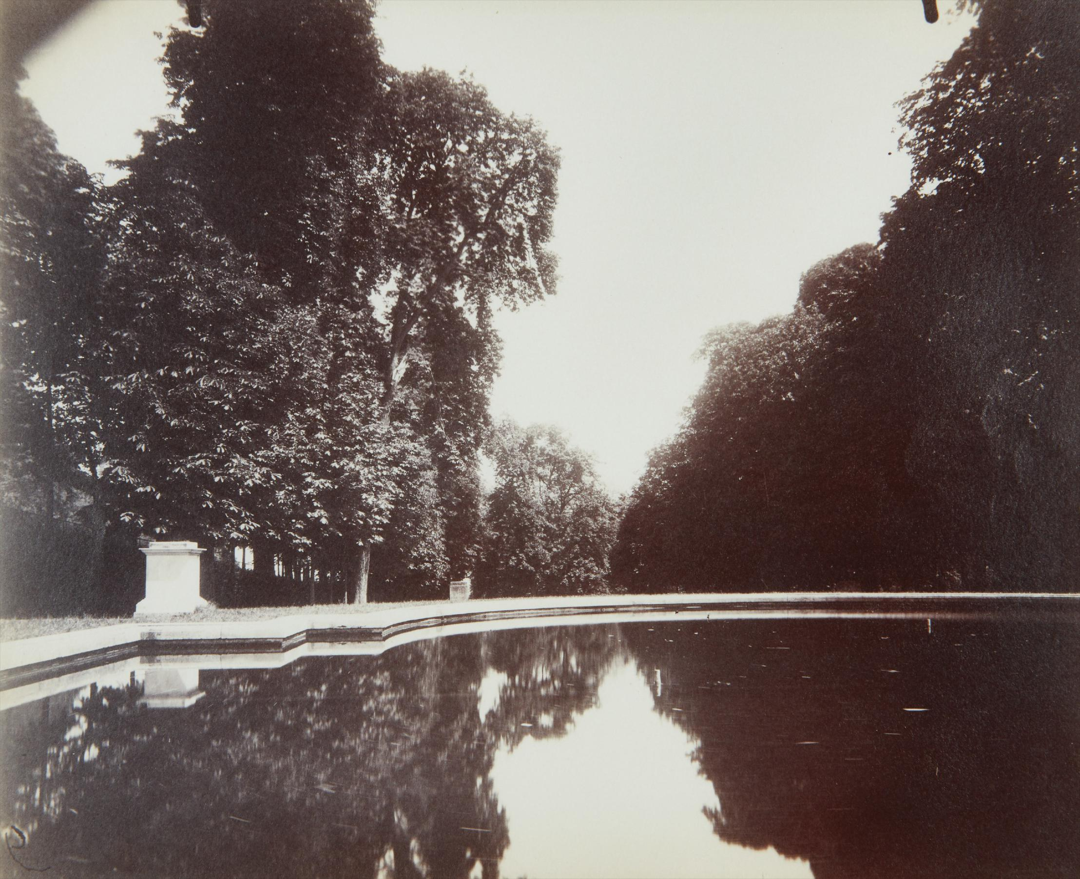 Eugene Atget-Saint-Cloud-1921