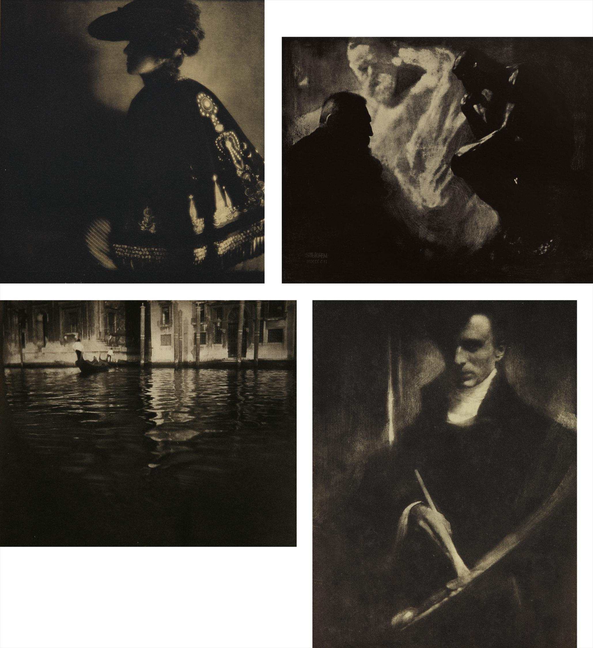 Edward Steichen-Selected Images-1907