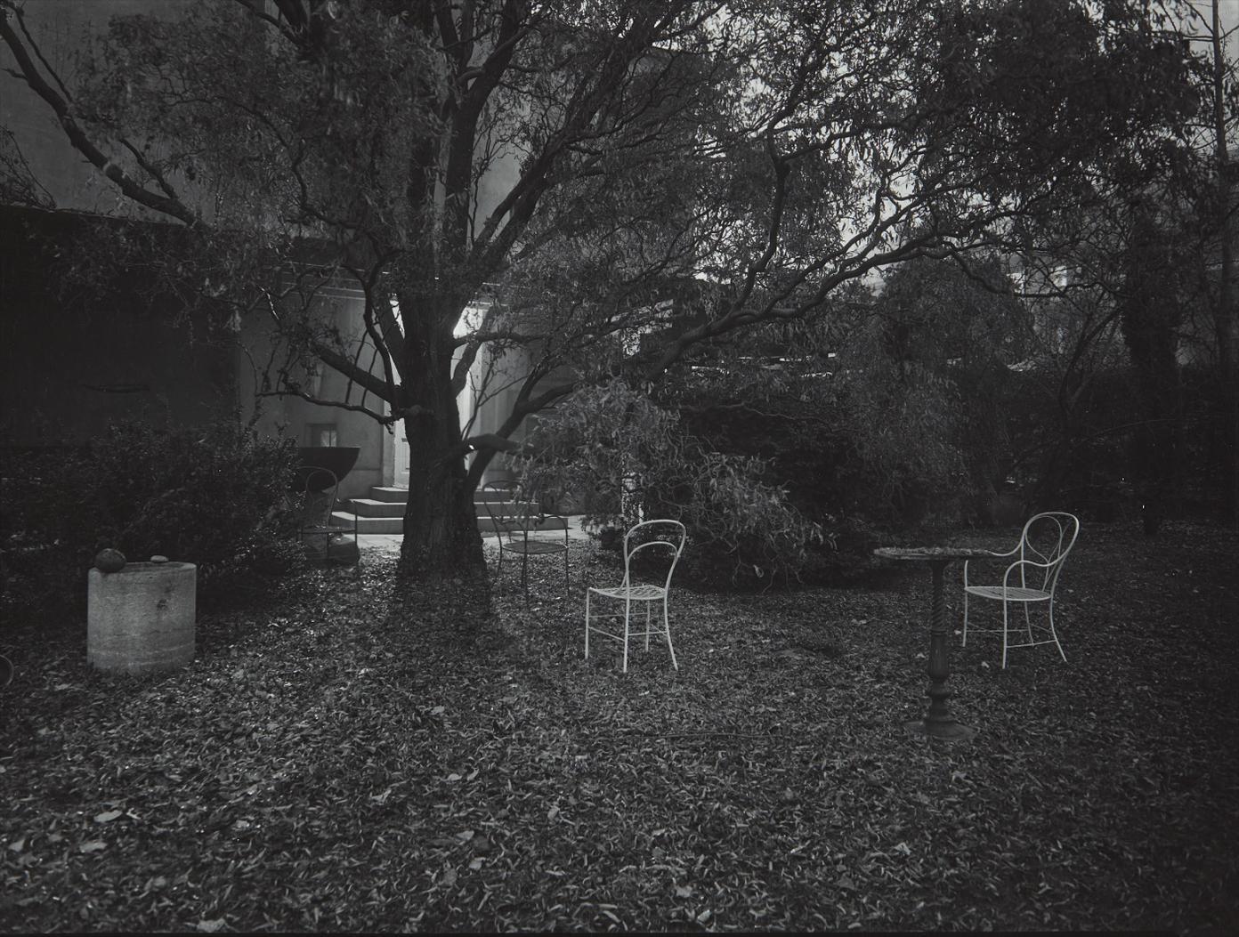 Josef Sudek-A Walk In The Magic Garden-1955