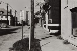 Lee Friedlander-Kansas City, Missouri-1965