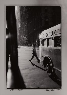 Robert Frank-From The Bus-1958