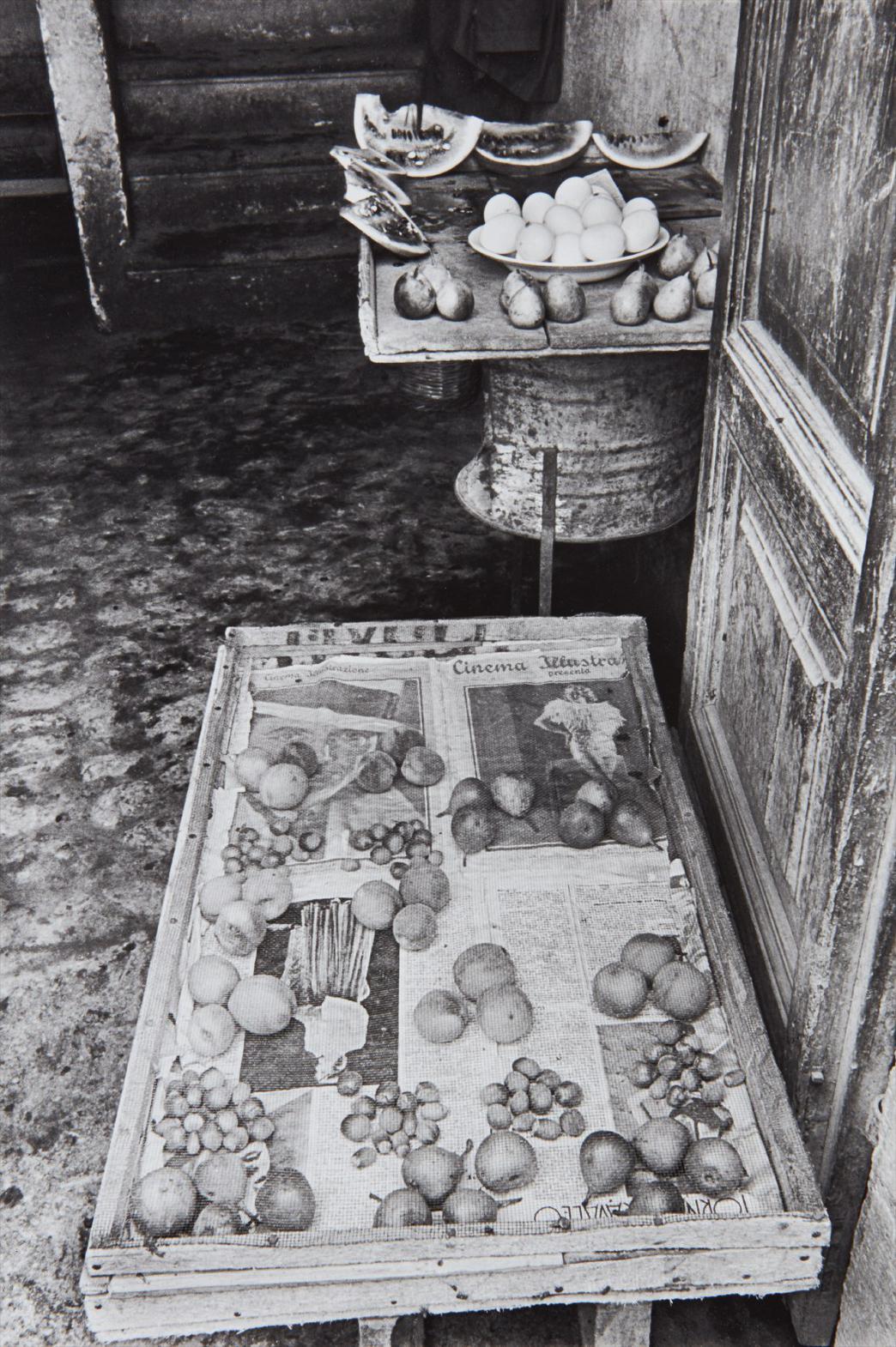 Henri Cartier-Bresson-Tivoli, Italy-1933