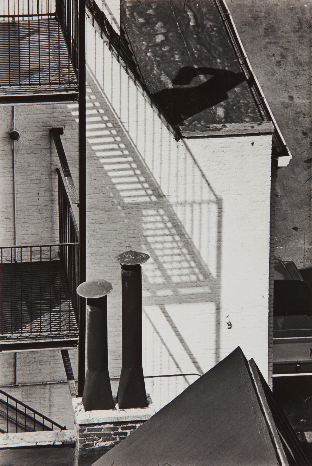 Andre Kertesz-Chimney-1965