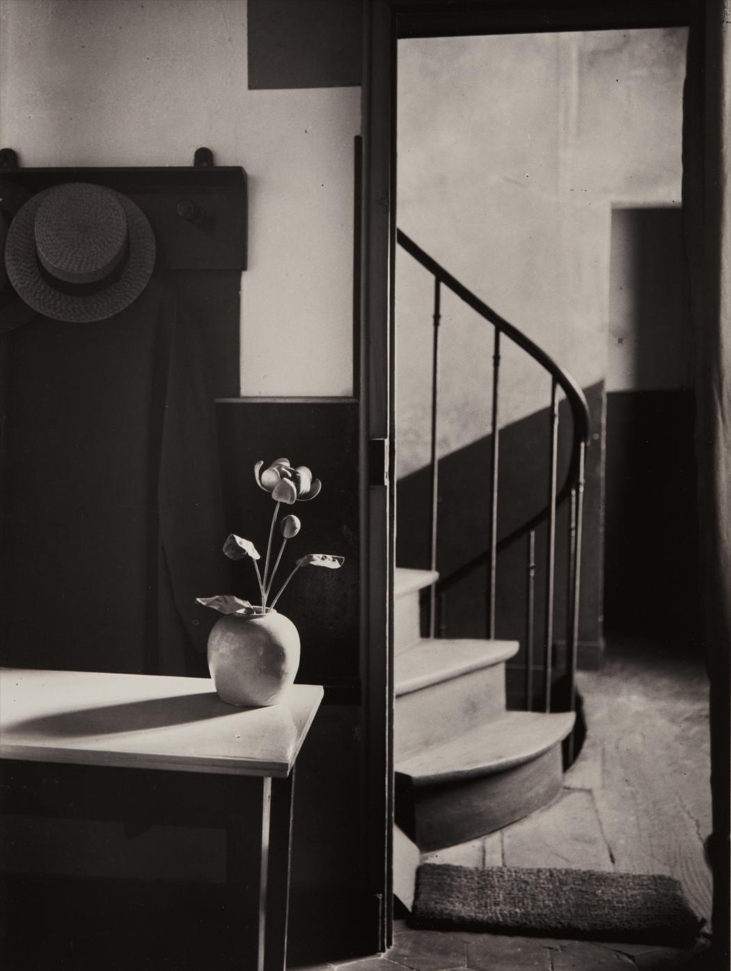 Andre Kertesz-Chez Mondrian-1926