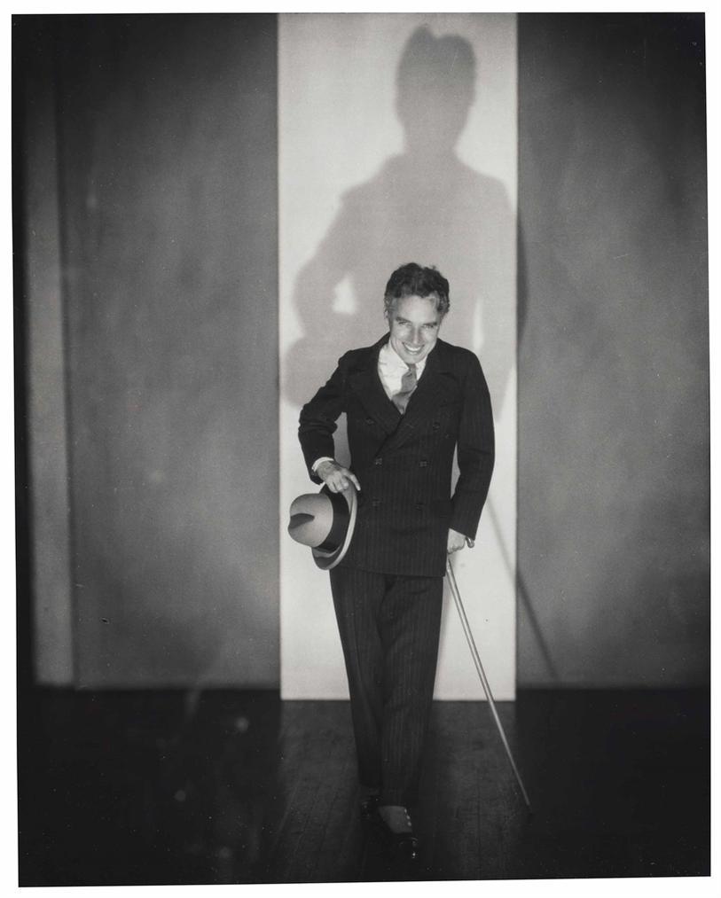 Edward Steichen-Charlie Chaplin, New York-1925
