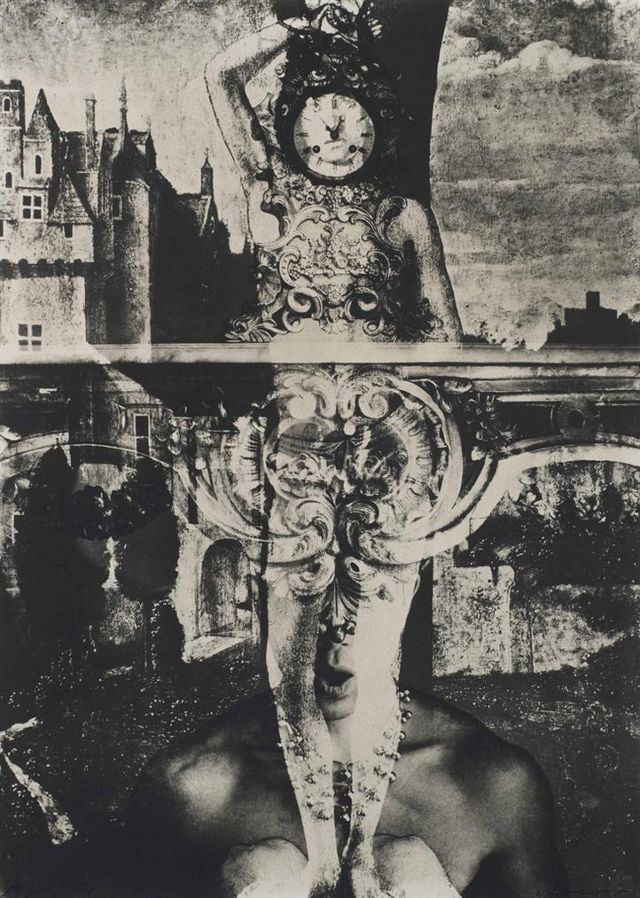 Eikoh Hosoe-Ordeal By Roses #29, 1962-1962