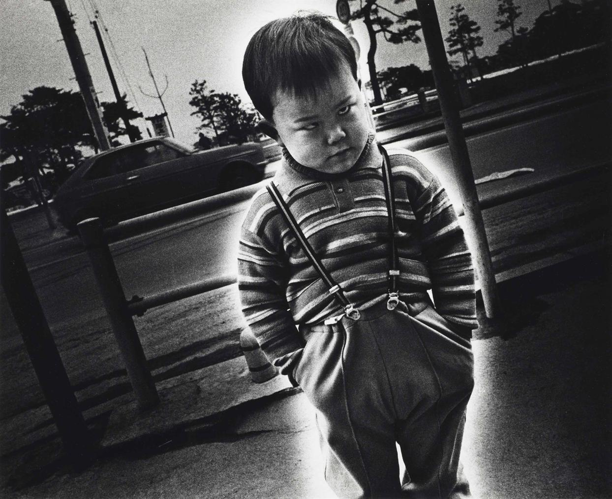 Daido Moriyama-The Three Views Of Japan No. 3 - Mutsu Matsushima-1974