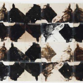 Doug and Mike Starn-Horses-1986