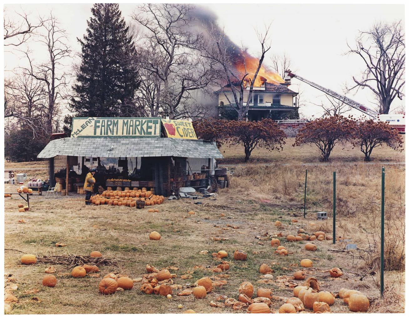 Joel Sternfeld-Mclean, Virginia, December 1978-1978