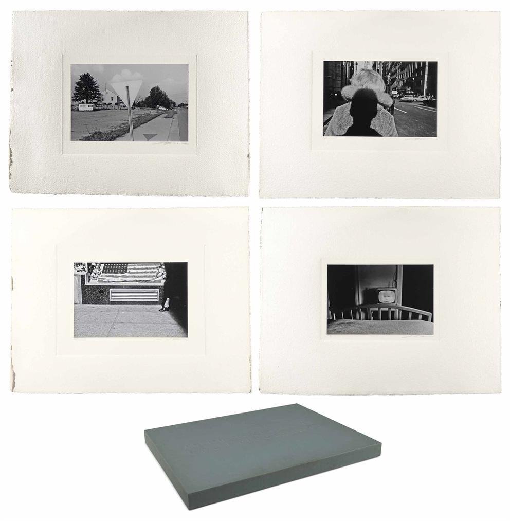Lee Friedlander-Fifteen Photographs-