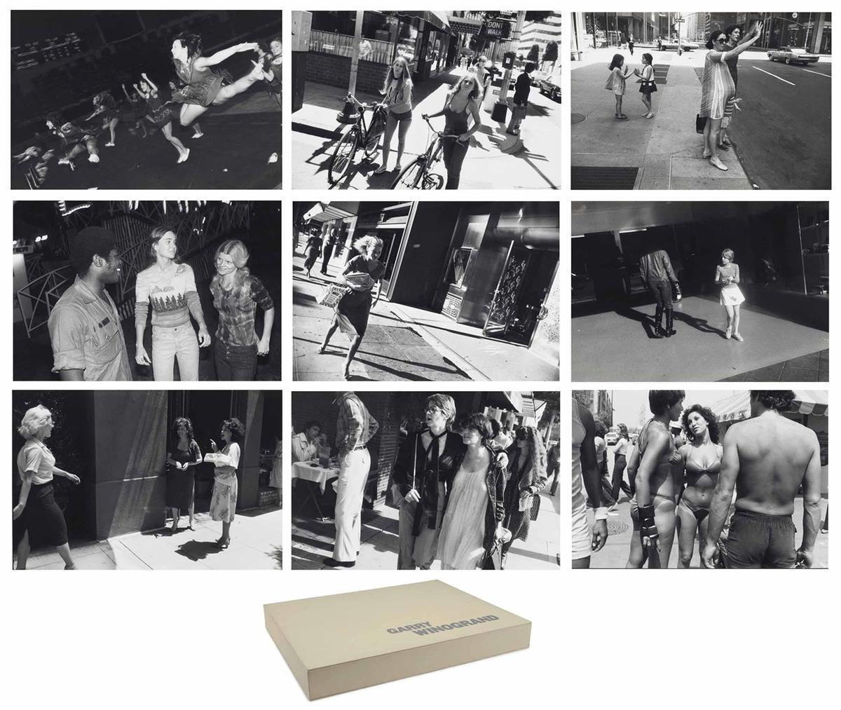 Garry Winogrand-Garry Winogrand: Women Are Better Than Men. Not Only Have They Survived, They Do Prevail-