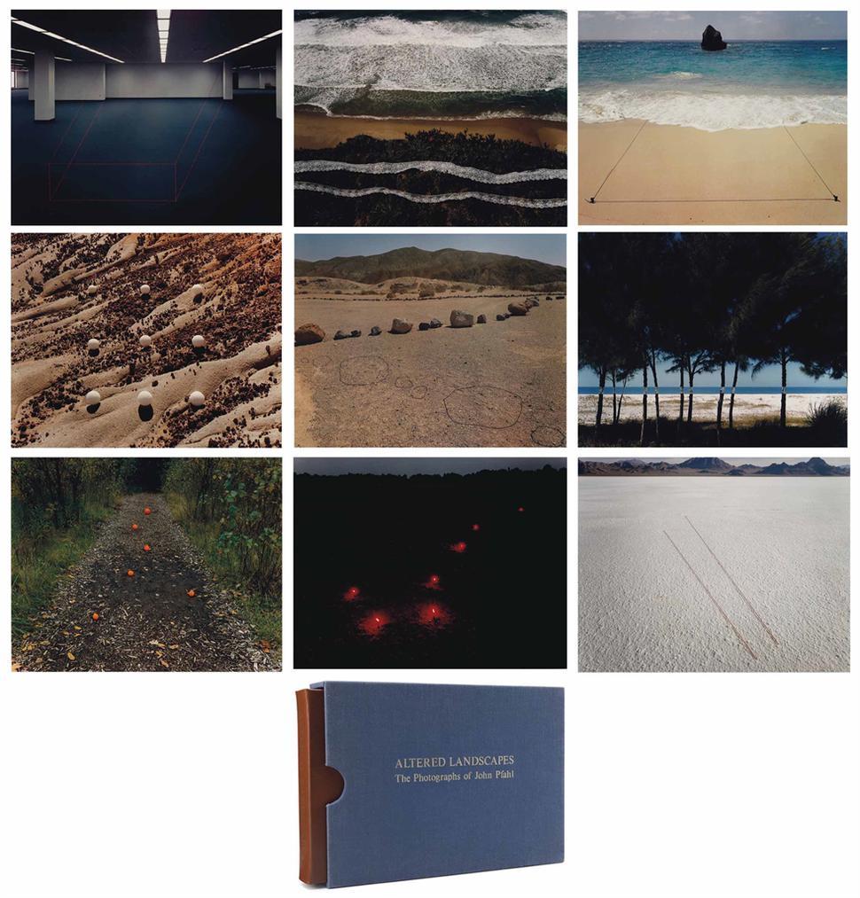 John Pfahl - Altered Landscapes: The Photographs Of John Pfahl-