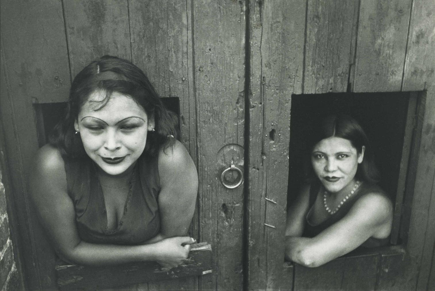 Henri Cartier-Bresson-Calle Cuauhtemoctzin, Mexico City-1935