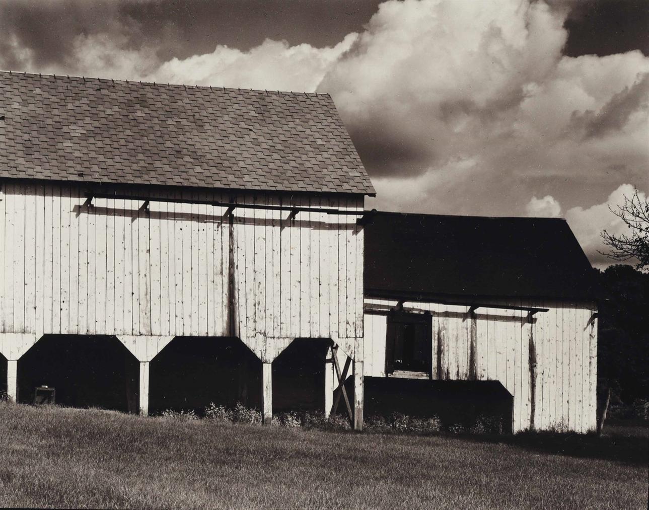 Paul Strand-Barn, Vermont-1943