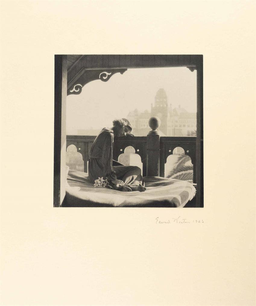 Edward Weston-Betty Katz-1920