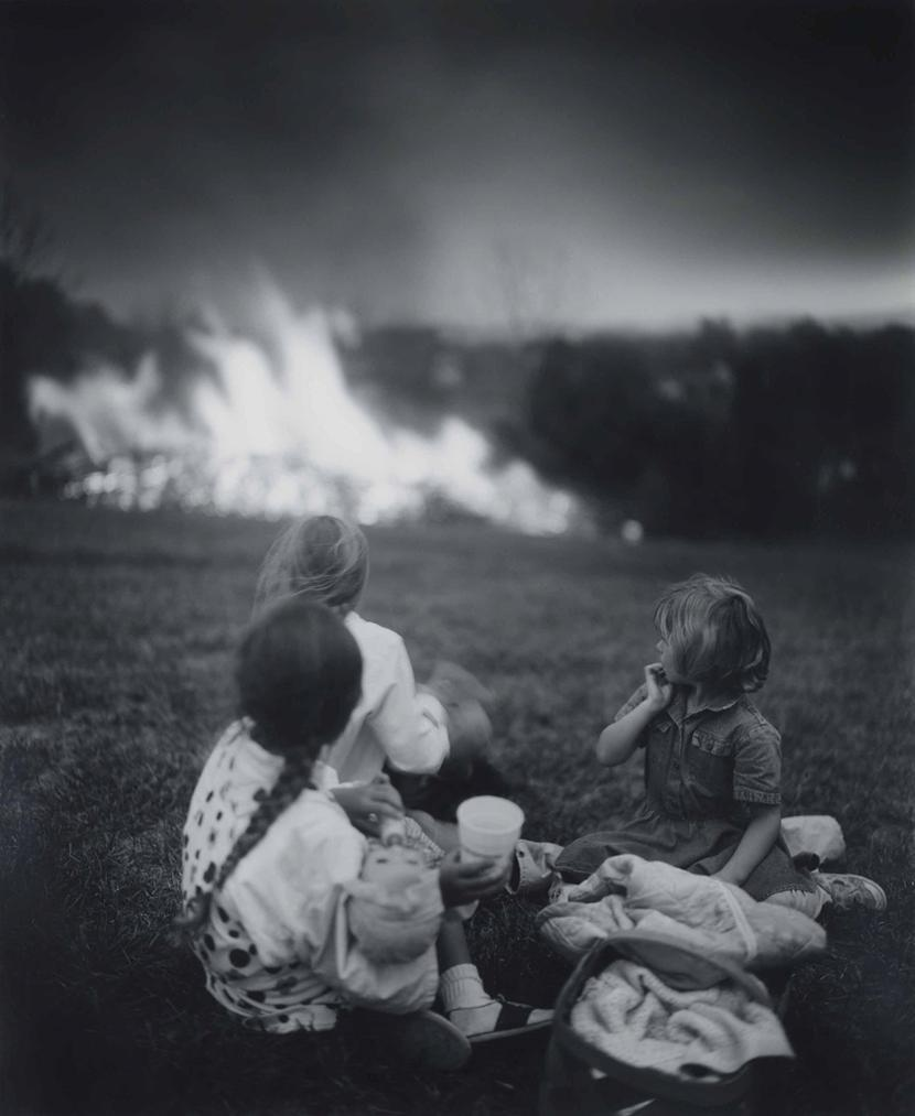 Sally Mann-Picnic-1992