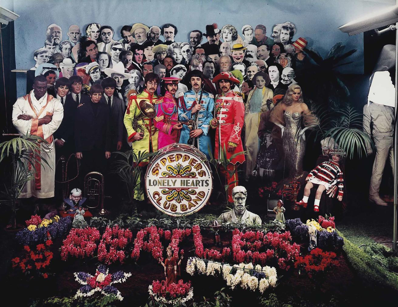 Michael Cooper-Sgt Peppers Lonely Hearts Club Band-1967