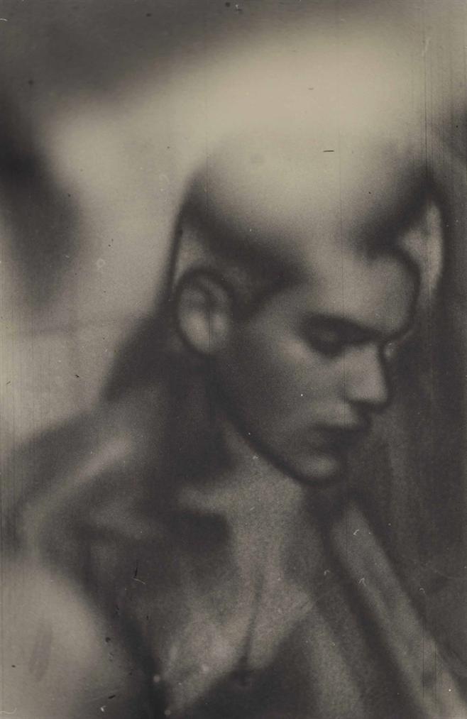Mark Morrisroe - Untitled (Baby Stefanelli)-1984